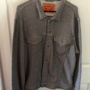 Men's XL Levi button down jacket